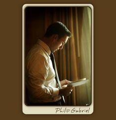 Love Phillip's lighting.  Great eye