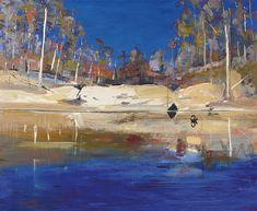 Arthur Boyd - the landing Botany Bay 1934