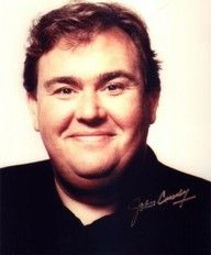 John Candy......I can just imagine him being the sweetest guy EVER.  Loved him and miss him.  Such talent...gone too soon.