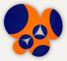The work of Leon Polk Smith is currently featured in two exhibits (in New York at Washburn Gallery and in Chicago at Valerie Ca. Post Painterly Abstraction, Simple Collage, Hard Edge Painting, Abstract Geometric Art, Art Friend, Design Seeds, National Gallery Of Art, Op Art, Art Blog