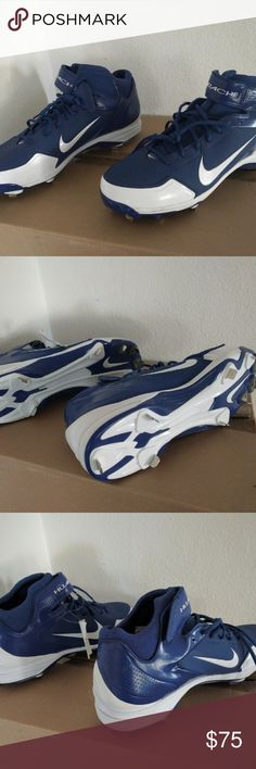 Huarache baseball cleats lightweight performance Nike air Best offer, as is. Nike Shoes Athletic Shoes