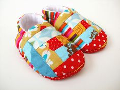 quilted house slippers