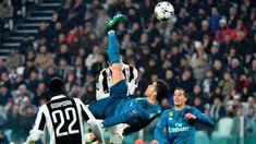 Real Madrids Cristiano Ronaldo