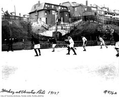 Vintage photographs of what winter used to look like in Toronto make up only a small portion of the images collected in the many historical posts previously published on this site. Although there's plenty to choose from in the City's digitized archival holdings, unless one is specifically looking for winter...