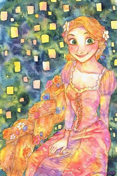 Mitsumame-Rapunzel
