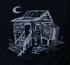 Juke Joint women's TShirt by inexplicableconfetti on Etsy, $22.00---size medium :)