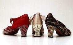 20's shoes :)  Exposição traz sapatos mais criativos da história - Lazer e prazer - iG