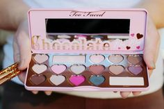 Too Faced Chocolate Bon Bons Eye Palette | #toofaced | Northern Style Exposure