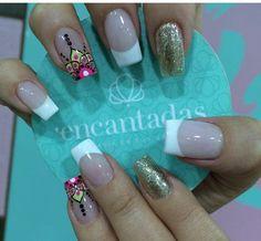 Nail Manicure, Nails, Nail Art Designs, Amanda, Hair Beauty, Sexy, Makeup, Love, Nail Decorations