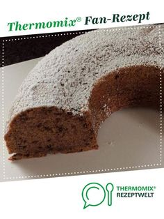 Gewürzkuchen Spice cake from A Thermomix ® recipe from the Sweet Baking category at www.de, the Thermomix ® Community. How To Make Pastry, How To Make Dough, Food To Make, Pastry Dough Recipe, Pastry Recipes, Baby Food Recipes, Cake Recipes, Pastry Logo, Fermented Bread