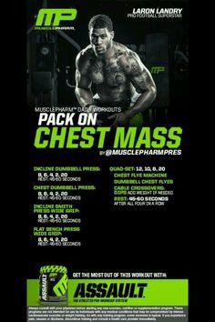 Chest Mass Routine