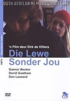 DIE LEWE SONDER JOU - Gaenor Becker - South African Afrikaans DVD *NEW* - South African Memorabilia Store New South, Afrikaans, New Movies, Movie Tv, Memories, Film, Store, News, Classic