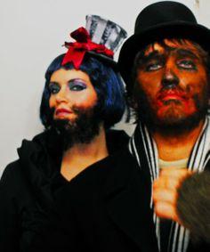 Bearded Lady & Wolfman