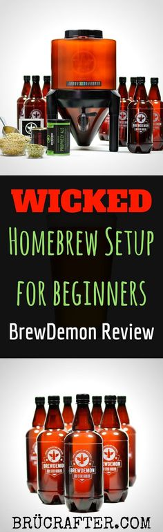 The BrewDemon homebr