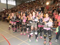 This Ain't No F#@%! Luau… Garden Island Renegades Defeat the Paradise Roller Girls of the Big Island  | Hawaii News and Island Information