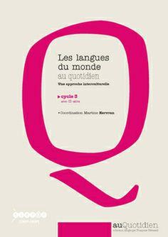 Les langues du monde au quotidien – Cycle 3 |