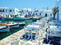 Paros Greece  Mary...hurry and move home so we can visit!!!!