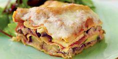 Lasagna Estiva con Melanzane e Zucchine