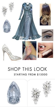 """Untitled #2573"" by vanessa898 ❤ liked on Polyvore featuring Alexander McQueen and Jouer"