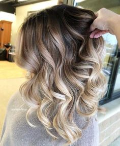 30 gorgeous blonde highlights on brown hair 2018 blonde ombre hair hair s. Spring Hairstyles, Long Bob Hairstyles, Bouffant Hairstyles, Updos Hairstyle, Brunette Hairstyles, Beehive Hairstyle, Wedding Hairstyles, Hairstyles 2018, Ladies Hairstyles
