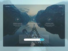 Subscribe UI Inspiration — Muzli -Design Inspiration — Medium