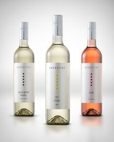 Haraszthy Vineyards on Packaging of the World - Creative Package Design Gallery Glass Packaging, Food Packaging Design, Branding Design, Logo Design, Corporate Branding, Graphic Design, Logo Branding, Brand Identity, Design Design