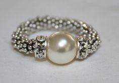 Rings Pearl Jewelry