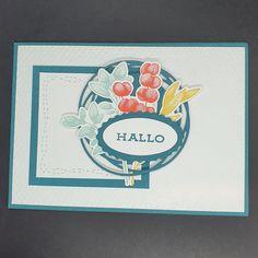 Deze kaart heeft Ingrid Nellen ge CASEt van Penny Hanuszak. Ze gebruikte hiervoor de Tasteful Textile Embossing Folder, Stitchedc With Whimsy stansen, Painted Labels stansen, Natuurlijk Voor Altijd stempels en stansen en de Double Oval punch. Het is een prachtige combinatie. #prulleke #prullekekleurencombinatie #stampinupnederland #Tastefultextileef S#stitchedwithwhimsydies #paintedlabelsdies #natuurlijkvooraltijdstempelset #foreverfernstampset #foreverflourishingdies #doubleovalpunch… Stampin Up, Accessories, Stamping Up, Jewelry Accessories