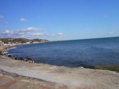 Playa en Málaga (Es)