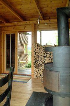 Scandinavian Retreat: architecture