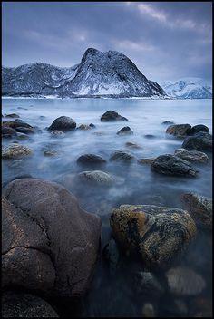 Strytinden, Senja, Troms, Norway - ©S. Brière