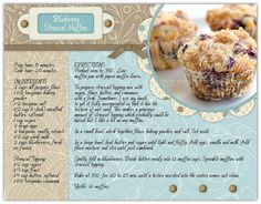 Great layout for my future recipe book projects My Cookbook, Cookbook Recipes, My Recipes, Cooking Recipes, Favorite Recipes, Cookbook Ideas, Short Recipes, Homemade Cookbook, Family Recipes