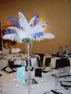 Wedding Centerpieces On Pinterest Floral Design Old Hollywood Wedding And Hydrangeas