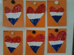 Koningsdag☆juffie☆ Kings Day, Crafts For Girls, Netherlands, Activities For Kids, Holiday, The Nederlands, The Netherlands, Kid Activities, Holland