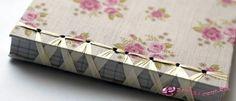 Fazendo capas para blocos de notas.