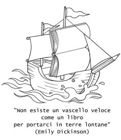 cartello_biblioteca.gif 544×631 pixel I Love Books, Books To Read, Italian Lessons, Fable, School Tool, Emily Dickinson, Msv, Book Memes, Reading Workshop