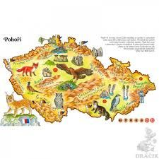 Výsledek obrázku pro česká republika Map, Location Map, Maps