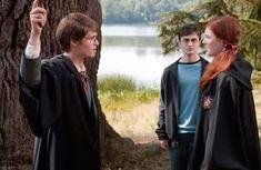 Harry Potter y la Orden del Fénix - Harry Potter descubre más cosas sobre el oscuro pasado del profesor Snape mientras practica Oclumancia y ve a su madre.