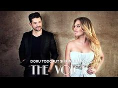 Doru Todorut si Irina Baiant - The Voice (Eurovision Official Audio) The Voice, Audio, Youtube