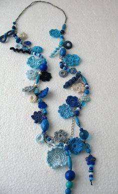 The Magic of Colors Necklaces Collection
