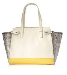 Bag Lust: Salvatore Ferragamo Resort 2013  #accessories #bags