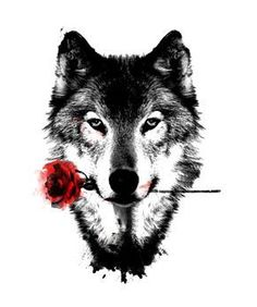 Romantic Wolf Tattoo #maoritattoosshoulder