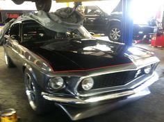 My 1969 Mustang