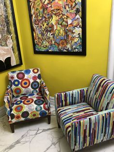 Allison Eden Pop Art fabric collection. Available exclusively at LebaTex.com #AllisonEden #PopArt #Furniture #Pattern Mosaic Art, Mosaic Glass, Mosaic Designs, Printing On Fabric, Pop Art, Art Prints, The Originals, Artist, Pattern