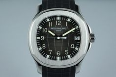 2007 Patek Philippe Aquanaut 5165A with Box and Papers