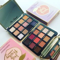 Too Faced has such beautiful eyeshadows! You can create such creative eyeshadow looks for any season! Just look up some tutorials tips or guides and help you create amazing looks with these amazing shades! Eyeshadow Styles, Eyeshadow Looks, Makeup Eyeshadow, Eyeshadows, Makeup Brush, Makeup Goals, Makeup Inspo, Beauty Makeup, Makeup Tips