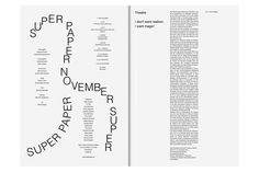 Mirko Borsche for Super Paper