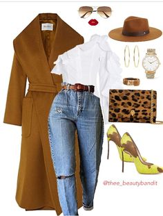 Likes, 50 Comments - 𝓜. Fall Fashion Outfits, Cute Fashion, Look Fashion, Womens Fashion, Cute Casual Outfits, Stylish Outfits, Looks Jeans, Look Girl, Black Girl Fashion