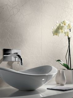 Caesar. Flair.7 collection: Joy.4 - Directions 14 #tiles #ceramichecaesar #Bathroom