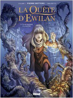 La Quete d'Ewilan - 3 tome en cours - B